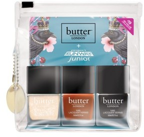 Butter London Project Runway Junior Peace Of Armor Nail Lacquer Set - No Color