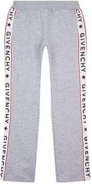 Givenchy Logo Trim Sweatpants
