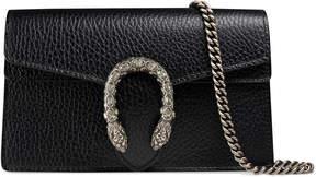 Dionysus leather super mini bag