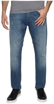Mavi Jeans Jake Tapered Fit in Light Brushed Williamsburg Men's Jeans