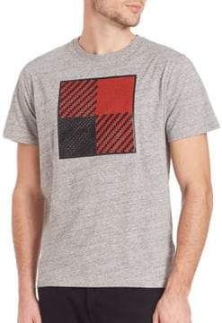 Mostly Heard Rarely Seen Textured Square Tee