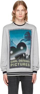 Dolce & Gabbana Black King Kong Sweatshirt