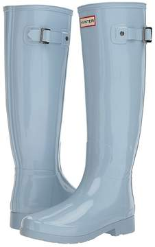 Hunter Refined Gloss Rain Boots Women's Rain Boots