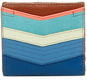 Fossil RFID Leather Bi-Fold Wallet