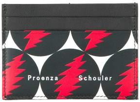 Proenza Schouler Grateful Dead Origami Card Holder