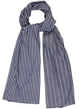 Donni Charm Striped Geometric Scarf w/ Tags