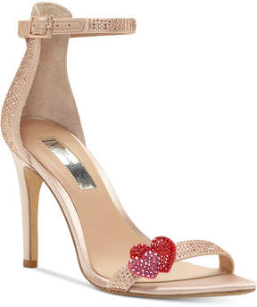 INC International Concepts I.n.c. Women's Rayelle Two-Piece Sandals, Created for Macy's Women's Shoes