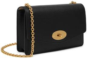 Nordstrom x Mulberry Small Darley Leather Clutch