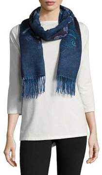 Lord & Taylor Paisley Scarf