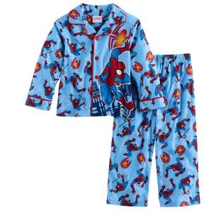 Marvel Toddler Boy Spider-Man 2-pc.Pajama Set
