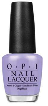 OPI Nail Lacquer, You're Such A Budapest.