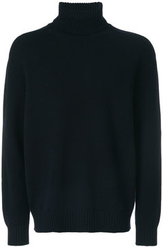 Laneus long sleeved turtle neck jumper