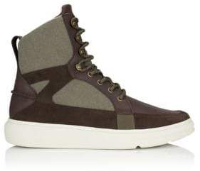 Creative Recreation Desimo Leather High-Top Sneakers