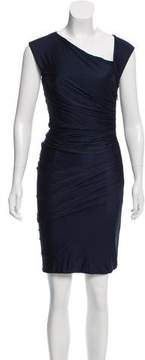 Doo.Ri Draped Asymmetrical Dress