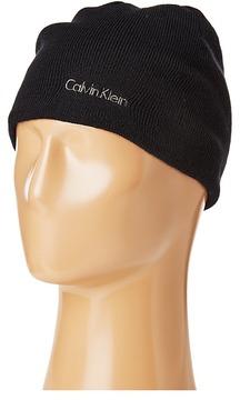 Calvin Klein - Solid Reversible Hat Caps