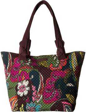 Vera Bradley Hadley East/West Tote Tote Handbags - AUTUMN LEAVES - STYLE