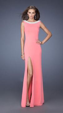 La Femme Prom Dress 19917