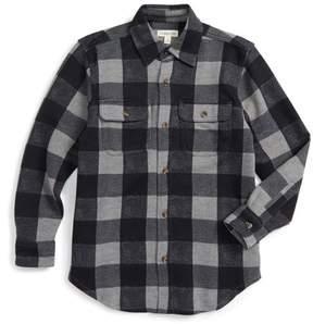 Tucker + Tate Woven Plaid Shirt (Big Boys)