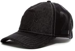 True Religion Raised Horseshoe Baseball Cap