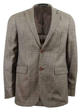 Lauren Ralph Lauren Men's Wool Blend Blazer (40R, Tan/Brown)