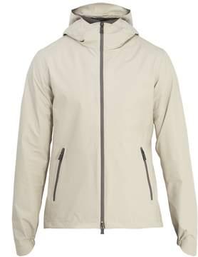 Herno Laminar lightweight hooded jacket