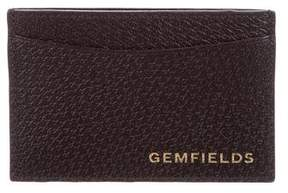 Smythson Leather Card Case