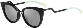 Safilo USA Fendi 0118S Cat Eye Sunglasses