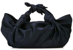 The Row top knotted tote bag