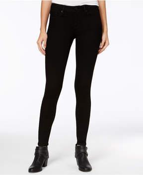 American Rag Juniors' Black Wash Super-Skinny Jeans, Created for Macy's