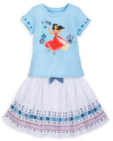 Disney Elena Top and Skirt Set for Girls
