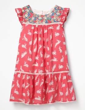 Boden Crinkle Hotchpotch Dress
