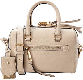 Marc Jacobs Recruit Small Leather Bauletto - ONE COLOR - STYLE