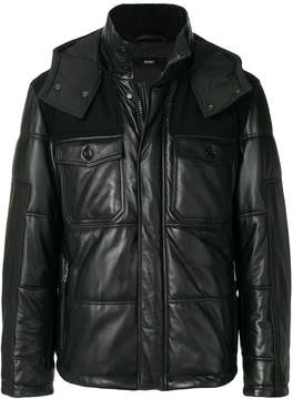 HUGO BOSS Garrus padded jacket
