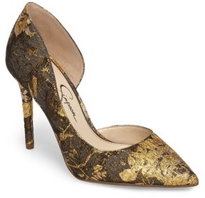 Jessica Simpson Women's Lucina Pump