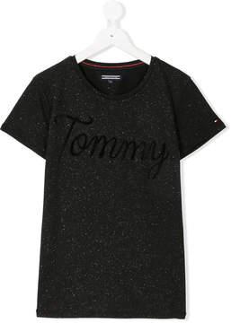Tommy Hilfiger Junior TEEN logo T-shirt