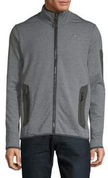 Champion Mockneck Zip Jacket
