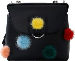 FENDI Back To School Pom Pom Bag