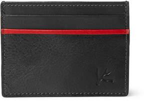 Isaia Leather Cardholder