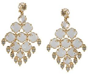 Carolee Chandelier Clip-On Earrings