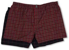Jockey Big Man Classic Full Cut Blended Boxer 2-Pack Men's Underwear