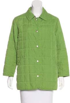 Aquascutum London Quilted Long Sleeve Jacket