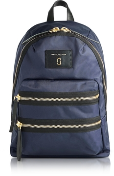 Marc Jacobs Midnight Blue Nylon Biker Backpack - ONE COLOR - STYLE