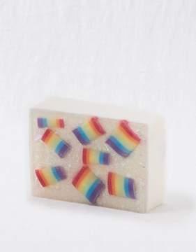 aerie Crystal Mae Creations Rainbow Soap
