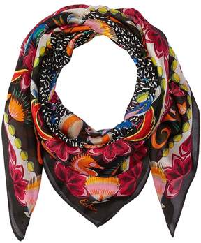 Echo Sea Life Silk Scarf Scarves