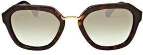 Prada PR25RS 55mm Square Sunglasses