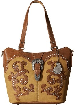 American West - Shady Cove Convertible Tote Tote Handbags