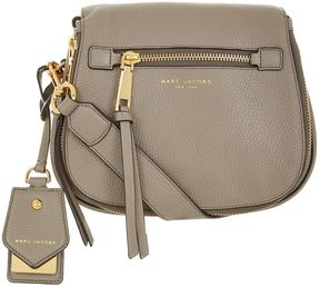 Marc Jacobs Small Recruit Nomad Saddle Bag - BROWN - STYLE