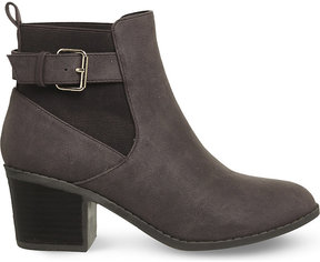 Office Audrey buckled chelsea boots