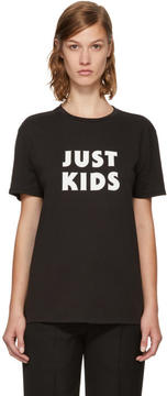 6397 SSENSE Exclusive Black Just Kids T-Shirt