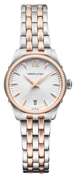 Hamilton Men's Jazzmaster Lady Bracelet Watch, 30Mm